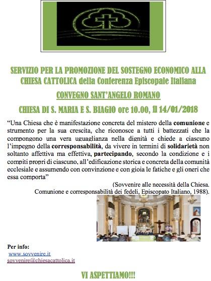 SERVIZIO PER LA PROMOZIONE DEL SOSTEGNO ECONOMICO ALLA CHIESA CATTOLICA della Conferenza Episcopale Italiana